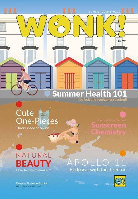 Wonk! Summer 2019 Issue