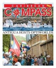 Caribbean Compass Yachting Magazine - August 2019