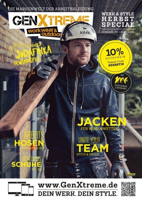 GenXtreme - Werk & Style Magazin 2019 Nr. 4 Herbst Special