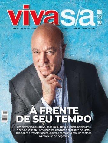 218 | Revista Viva S/A | Agosto 2019