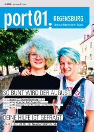 port01 Regensburg | 08.2019