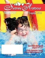 Sydney Harbour August 2019
