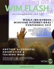 WIM Flash Magazine August 2019