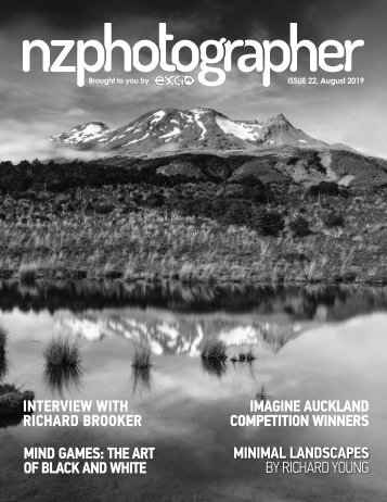 NZPhotographer Issue 22, August 2019