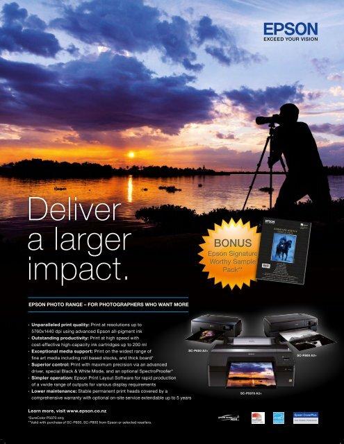 NZPhotographer Issue 22, August 2019
