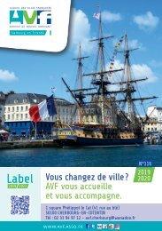 BROCHURE AVF Cherbourg 2019 2020