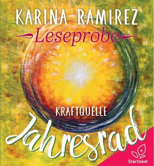 [Leseprobe] Kraftquelle Jahresrad von Karina Ramirez