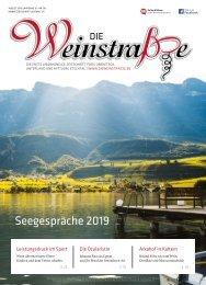 Die Weinstraße - August 2019