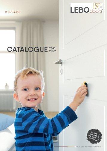 La collection de portes LEBO 2021