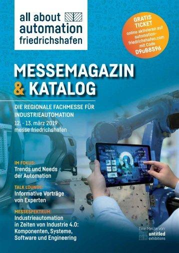Messemagazin aaaf19