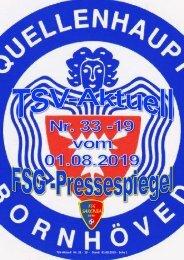 TSV-Aktuell-33-010819