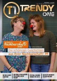 TRENDYone | Das Magazin - Ulm / Neu-Ulm  - Juni 2019