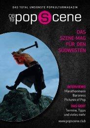 POPSCENE August 08/19