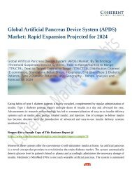 Global Artificial Pancreas Device System (APDS) Market: Rapid Expansion Projected for 2024