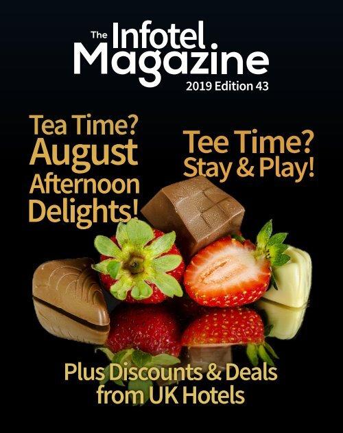 Infotel Magazine | Edition 43 | August 2019