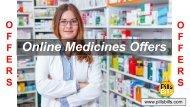 PillsBills Online Medicine Offers