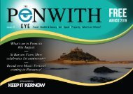 Penwith Eye Magazine (Issue 25 August 2019)