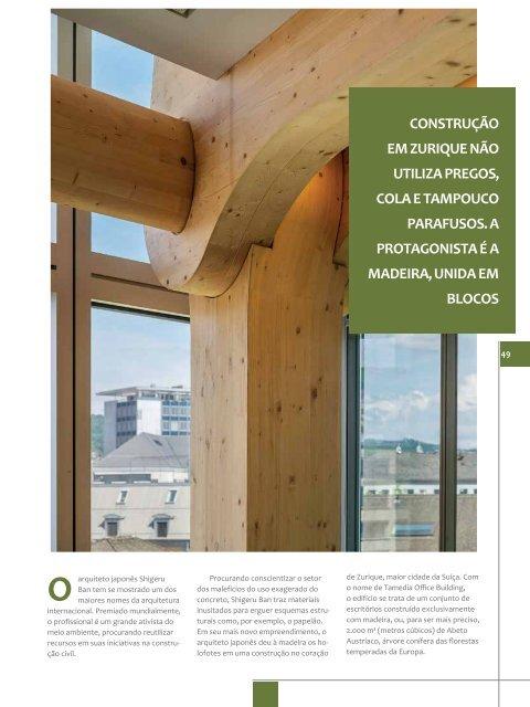 *Julho/2019 - Revista Produtos de Madeira 50