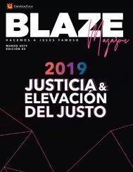 BLAZE MAGAZINE EDICIÓN 3