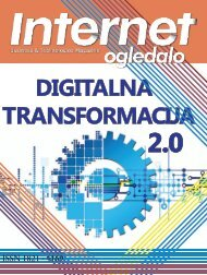 Specijalno izdanje Digitalna transformacija 2.0
