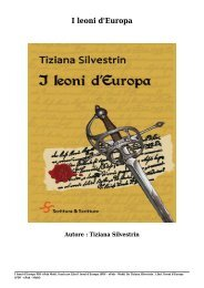 Scaricare Libri I leoni d'Europa Da Tiziana Silvestrin