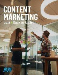 Content Marketing: Back to Basics