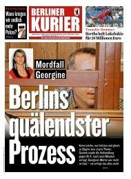 Berliner Kurier 01.08.2019