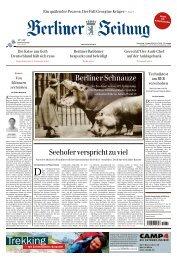 Berliner Zeitung 01.08.2019