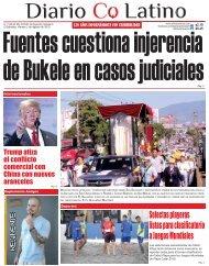 Edicion 02 de agosto 2019