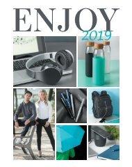 Werbemittel Katalog 2019