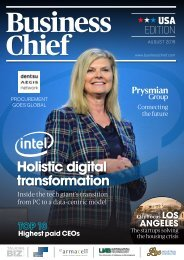 Business Chief USA August 2019
