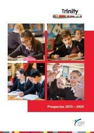 Trinity Prospectus 2019-2020