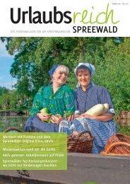 Urlaubsreich Spreewald August 2019