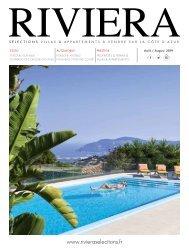 Riviera Sélections - Août 2019