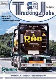 Trucking Jobs 0619