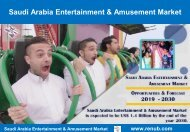 Saudi Arabia Entertainment Market Growth