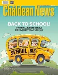 Chaldean News - August 2019