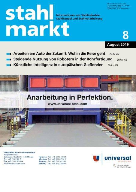 stahlmarkt 8   2019 (August)