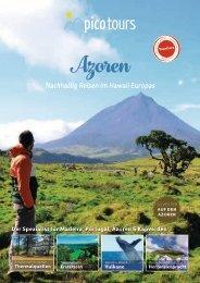 Azoren Reisen 2019/20 - Naturparadies auf  9 Inseln