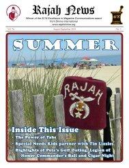 Rajah News - August
