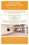 Facility Rental Brochure 2020 - Page 2