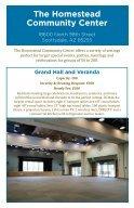 Facility Rental Brochure 2020 - Page 5