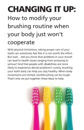Final Toothbrush Trouble