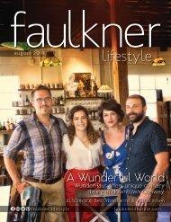 August 2019 Faulkner Lifestyle Magazine