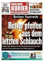 Berliner Kurier 02.08.2019