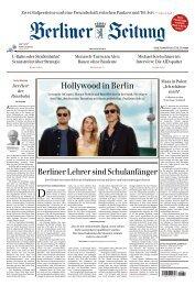 Berliner Zeitung 02.08.2019