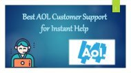 Find the Best AOL Customer Service for Instant Support