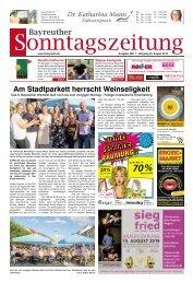 2018-08-04 Bayreuther Sonnntagszeitung