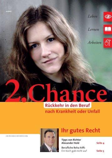 2.Chance - Berufsförderungswerk Sachsen-Anhalt