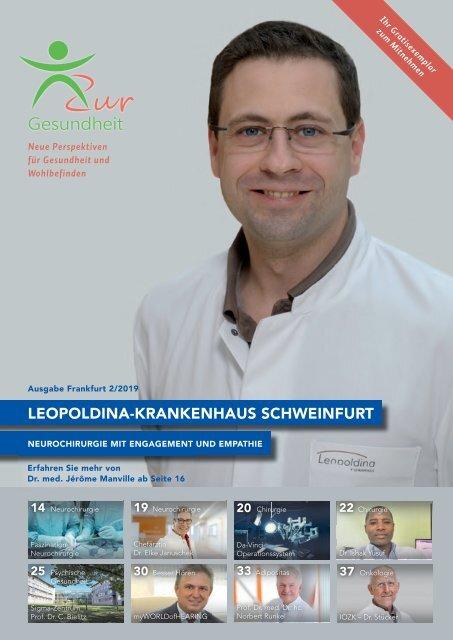 Zur Gesundheit 02_2019 Frankfurt
